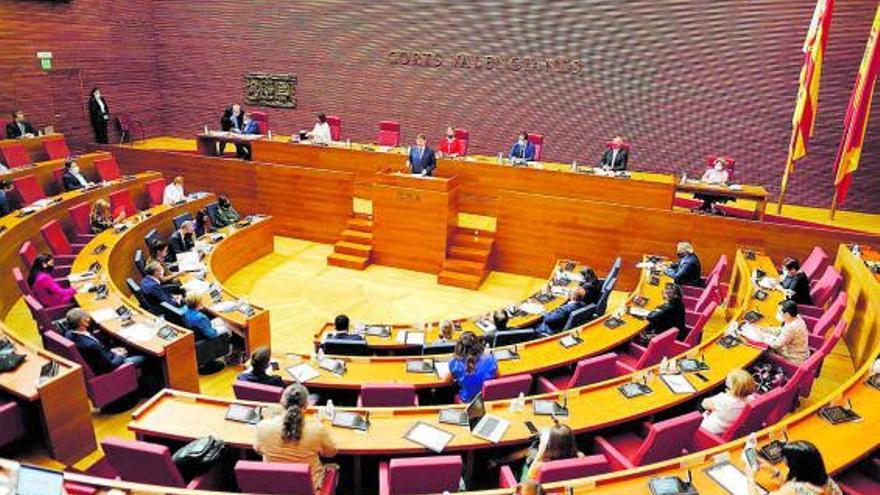El Botànic registra la  ley electoral a falta de flecos por cerrar con Ciudadanos