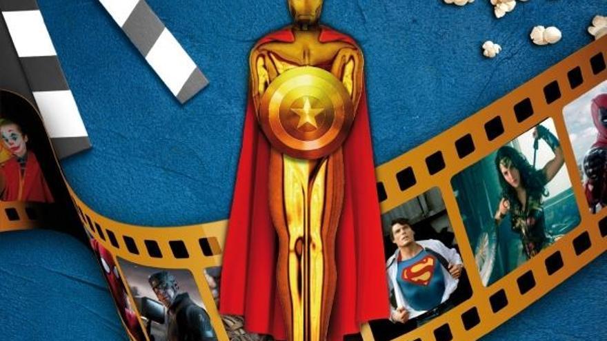 'Superhéroes en Holliwood'
