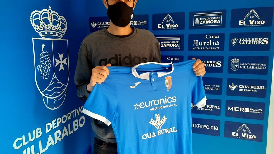 El CD Villaralbo ficha al central Rochela procedente del Real Burgos