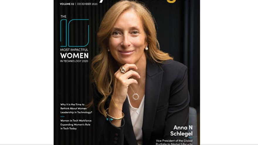 La catalana Anna Navarro és la dona més influent del món en tecnologia el 2020, segons Analytics Insight