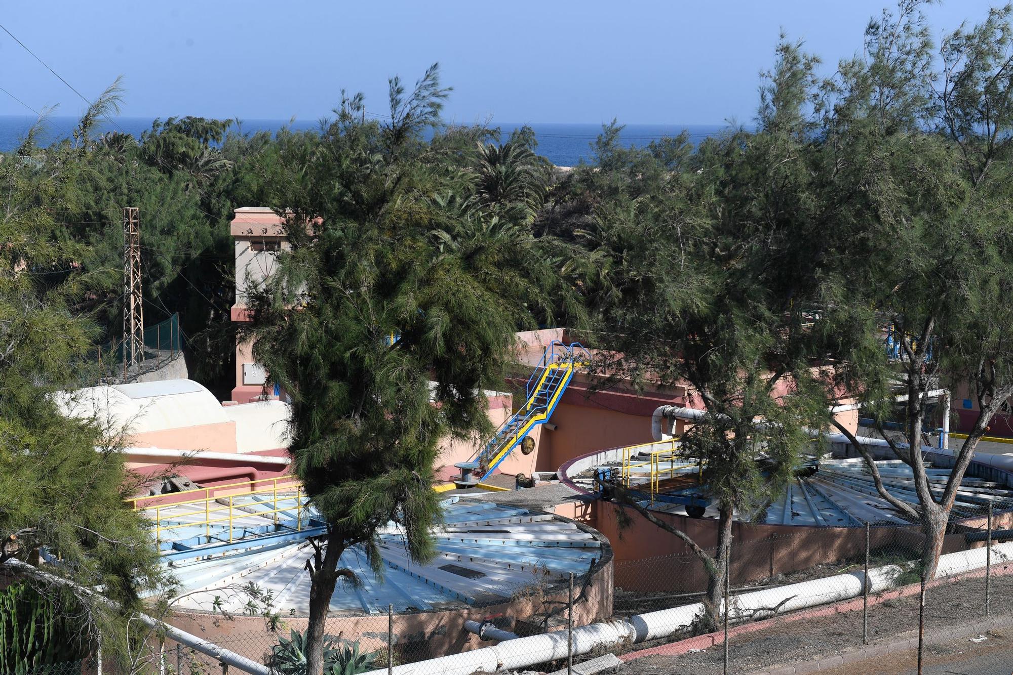 Potabilizadoras de Gran Canaria