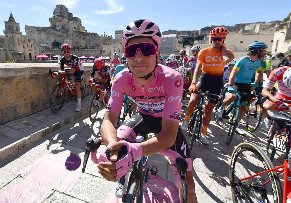 Las imágenes de la 7ª etapa del Giro de Italia