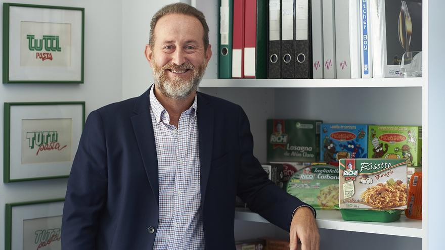 """Daniel Palacio: """"Convertir Tutti Pasta en Tutti Foods es el gran reto de la compañía"""""""