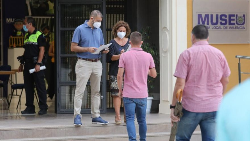 Oposiciones a Policía Local de València
