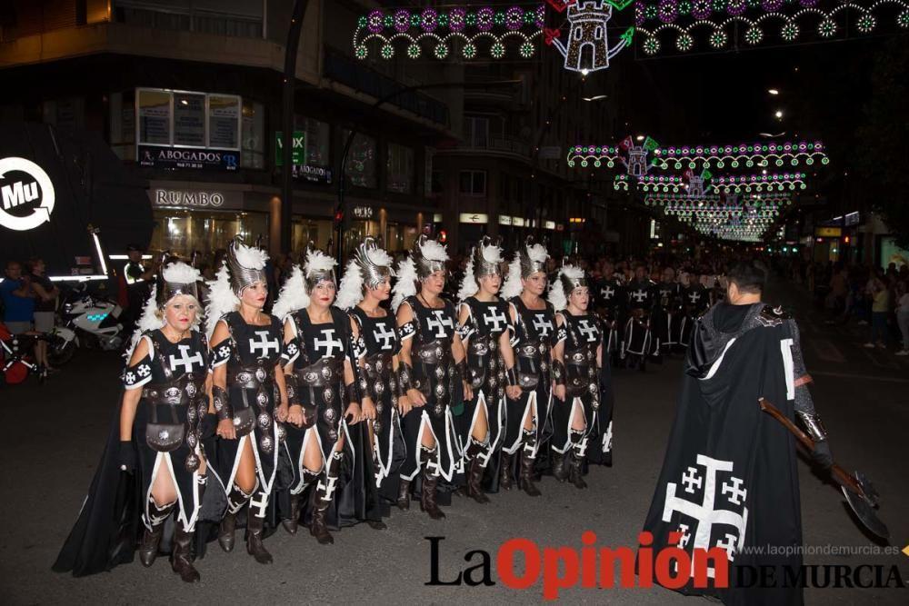Desfile Moros y Cristianos