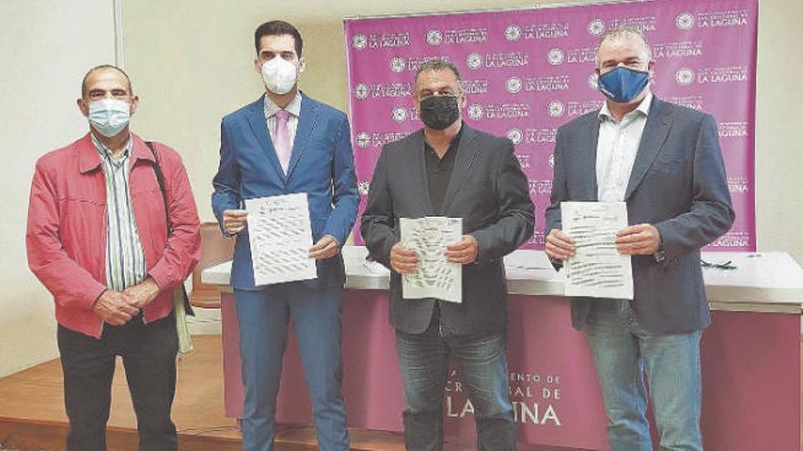 Los partidos de la oposición piden un pleno extraordinario sobre inmigración