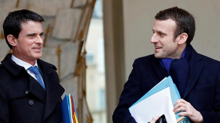 El partit de Macron rebutja portar a les seves llistes a Manuel Valls