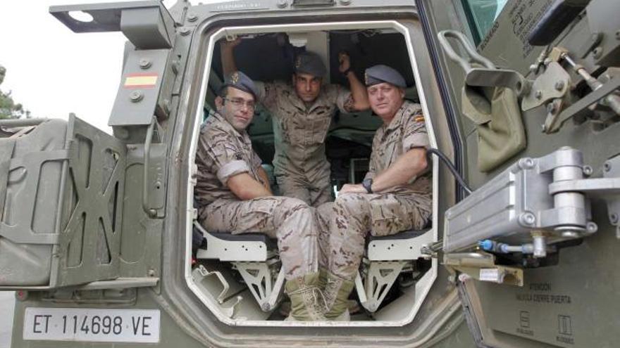 Próxima misión: Afganistán