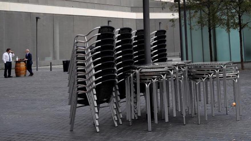 El TSJC mantiene el cierre de bares y restaurantes en Cataluña por la Covid-19