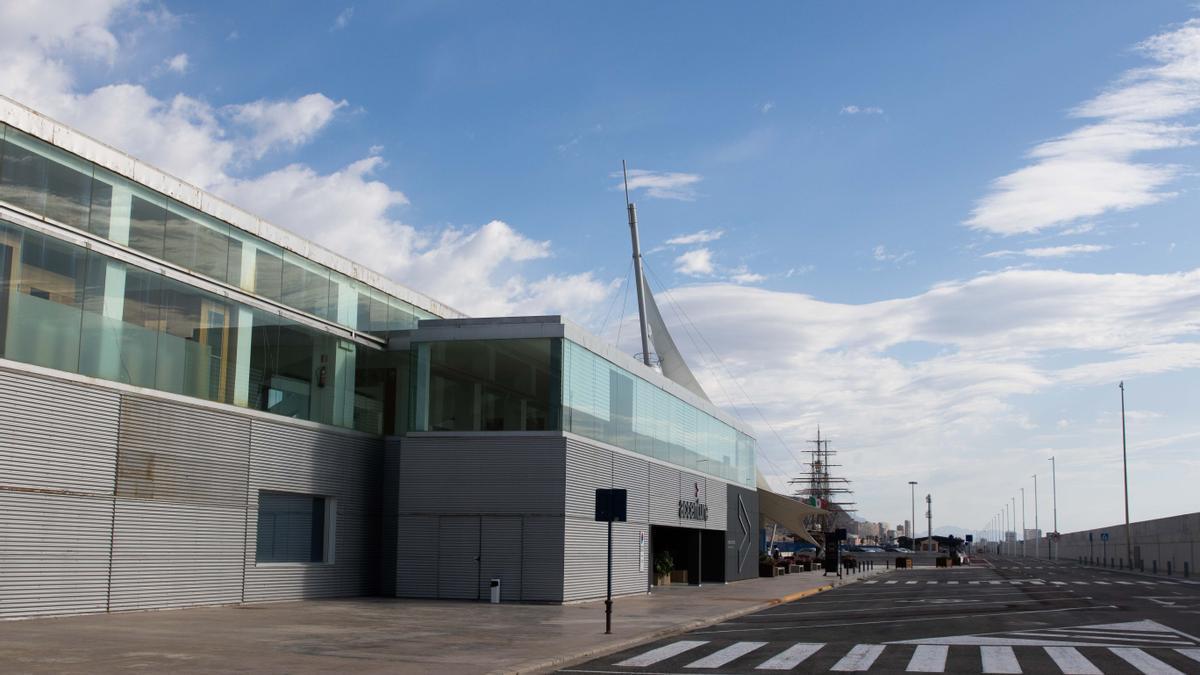 Imagen del Edificio 3 de las instalaciones de Distrito Digital en Alicante