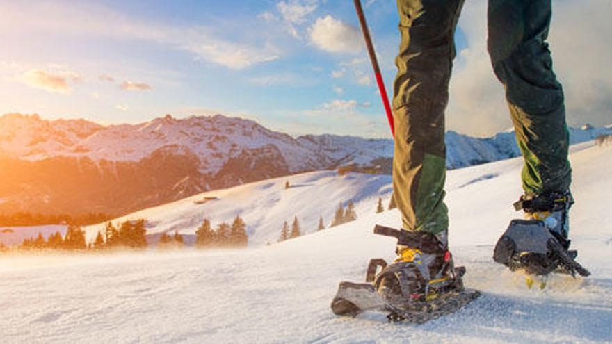 Ventajas y desventajas de las raquetas de nieve
