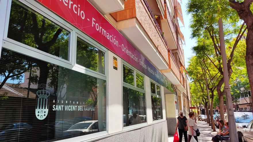 San Vicente anima a los comerciantes a adherirse a los 'Bonos Raspeig'