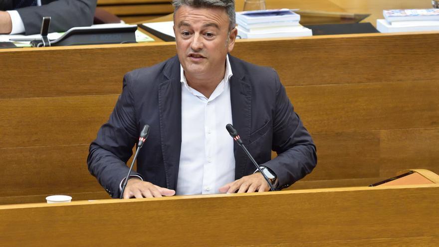 """Chulvi: """"Mazón sitúa al PP provincial lejos de la moderación y cerca de la ultraderecha"""""""