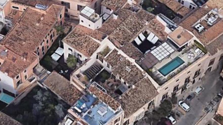 Palma de Mallorca limitiert Pools auf Dachterrassen