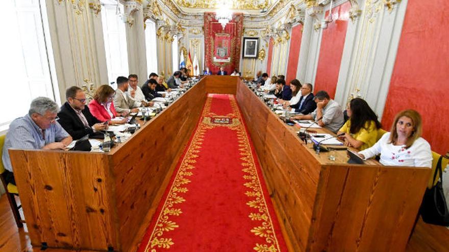 Gran Canaria lidera la tabla de entidades de los ayuntamientos