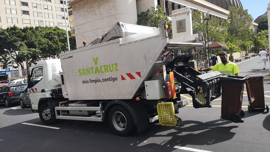 Santa Cruz recoge 587 toneladas de residuos orgánicos entre grandes productores
