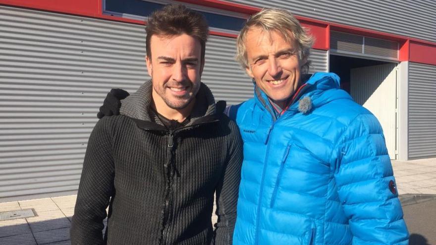 Calleja y Alonso se jugarán el orgullo en 'Planeta Calleja'