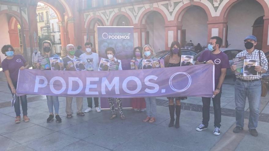 """Podemos Córdoba reivindica las """"mejoras"""" en luz y vivienda """"conseguidas"""" por UP"""