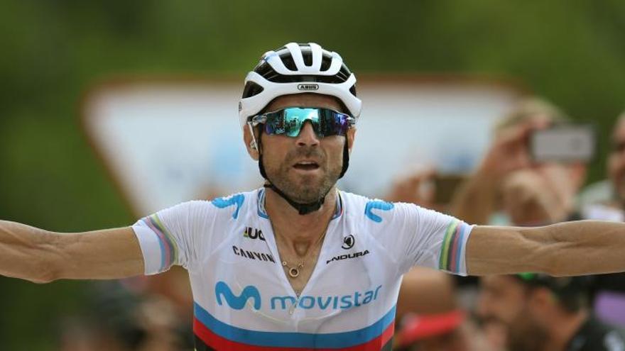 Valverde, octavo ciclista mejor pagado del mundo con 2,2 millones al año