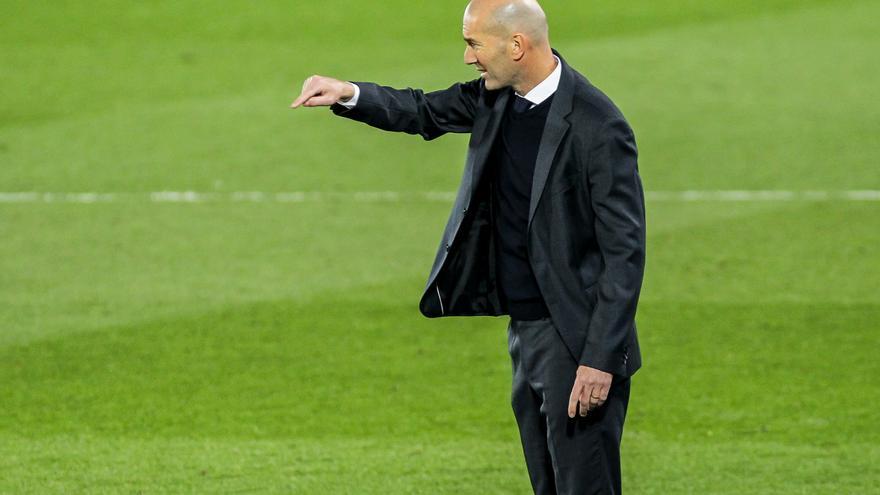 Una opinión sobre la Liga de Campeones: Zidane en modo zen