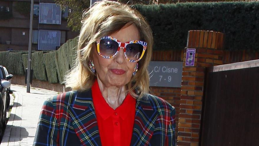 Descubren el millonario acuerdo al que ha llegado María Teresa Campos