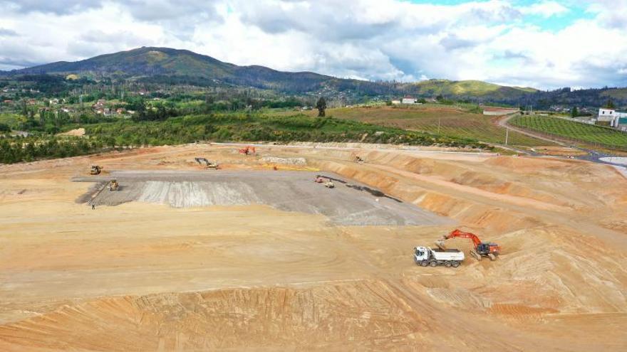 Un millón de metros cuadrados más para la Plisan