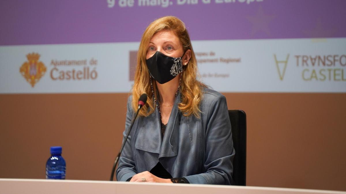 La alcaldesa, Amparo Marco, destaca la importancia de la ejecución de estas obras para ganar en seguridad y sostenibilidad.