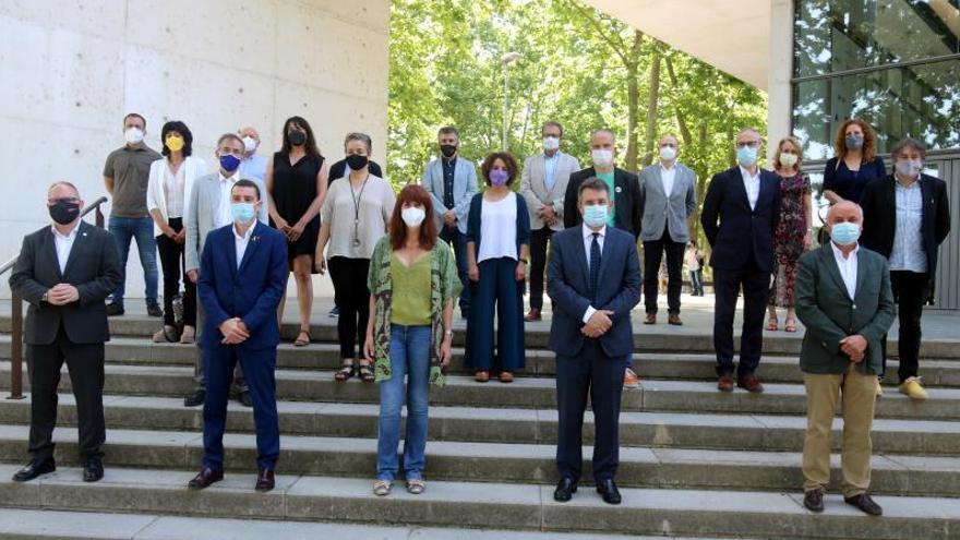 Neix un projecte público-privat per posar el 5G a punt a Girona