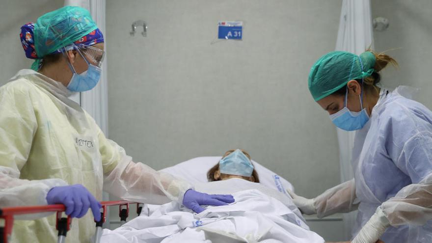 Sanidad notifica 10.127 nuevos casos y 254 muertes