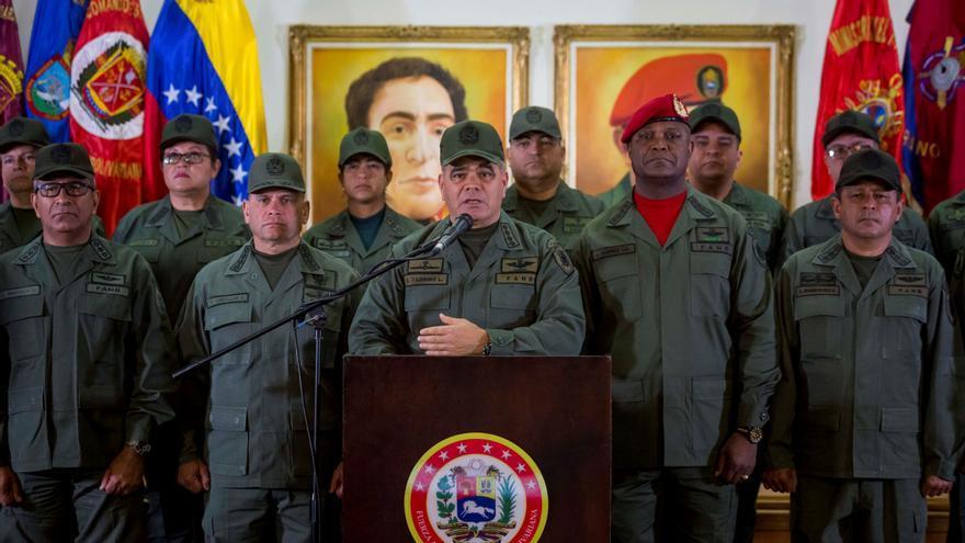 Sueltan a los ocho militares de Venezuela que secuestraron disidentes de las FARC