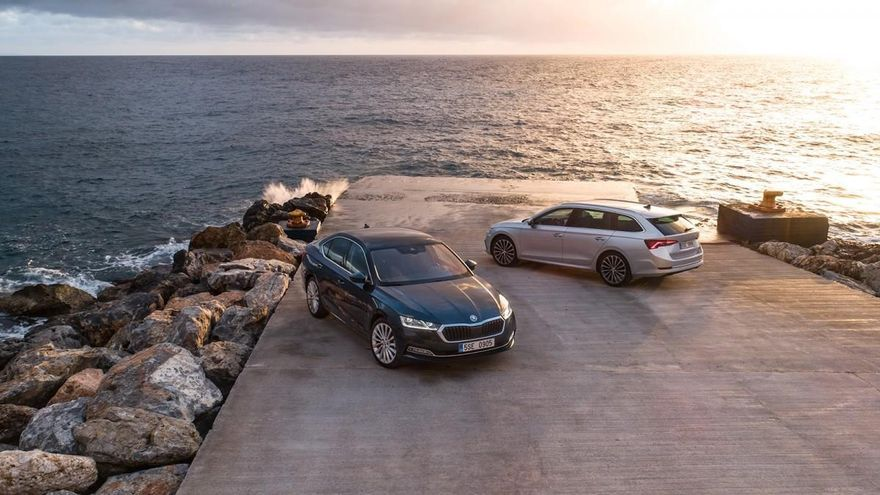 Skoda pone precio al nuevo Octavia, disponible en junio desde 26.650 euros