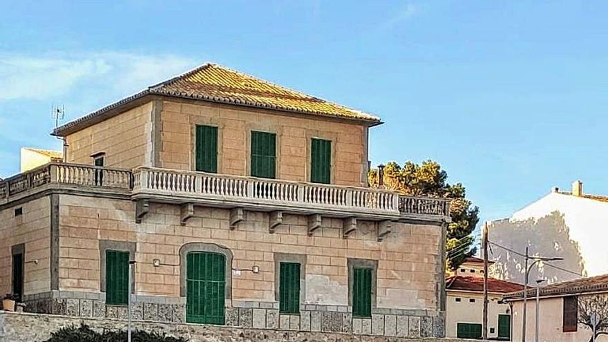 ARCA pide la protección de la casa de Can Sitjar  en la Colònia de Sant Jordi