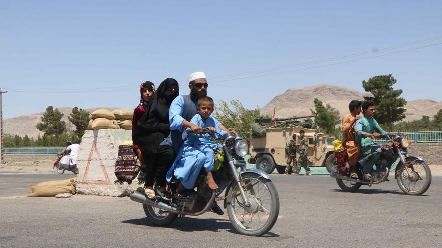 El éxodo afgano amenaza con crear una nueva crisis migratoria en Europa