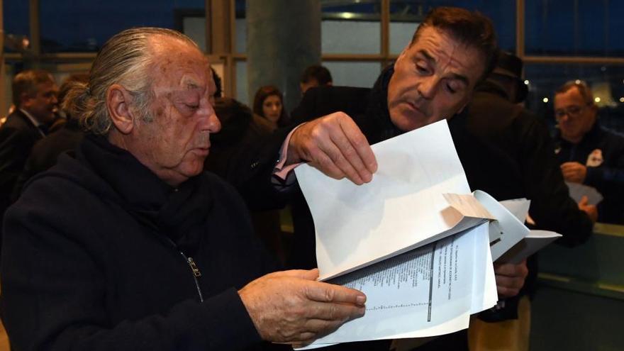 Vidal pierde a a Juan Carlos Rodríguez Cebrián, su mentor