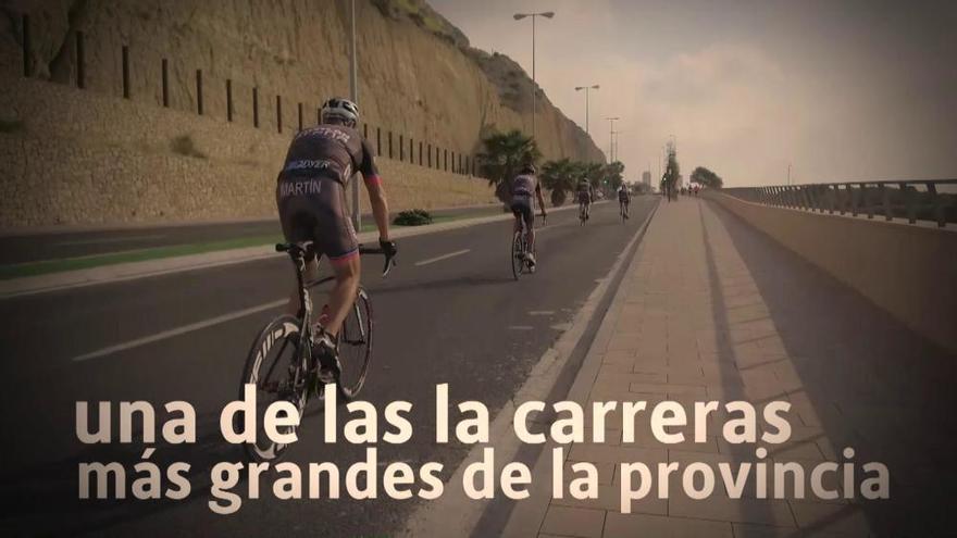 Un millar de triatletas cerrarán en Alicante el circuito del Mediterráneo