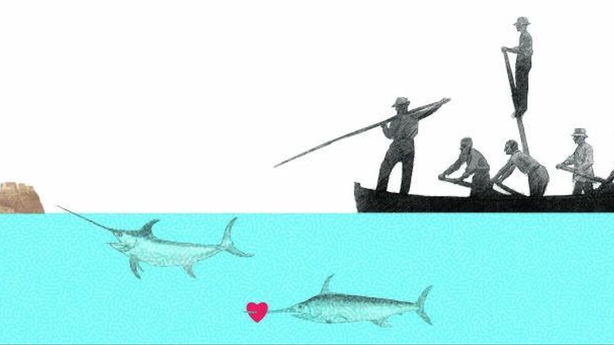 Una triste historia de amor