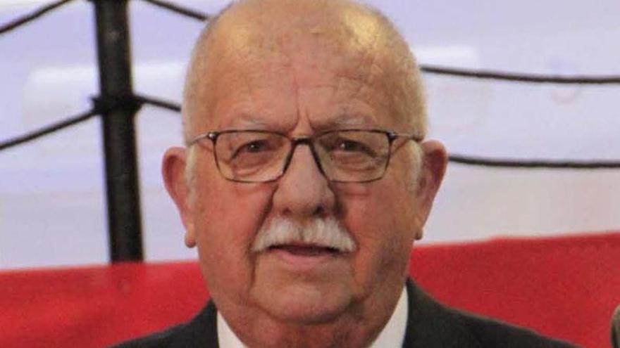 Muere Felipe de Paco 'Calañés', profesor y crítico taurino de Cehegín