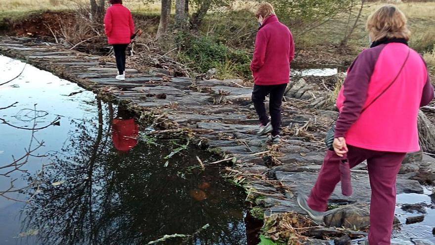 Los ríos alistanos reviven con las lluvias