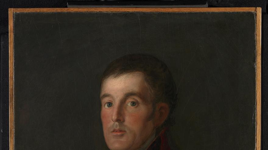La National Gallery rememora el 60 aniversario del robo de un retrato de Goya