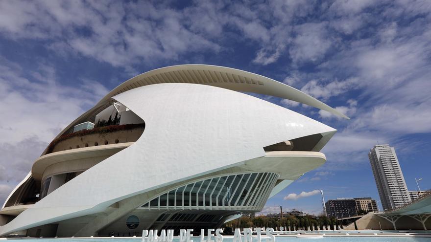 El Palau de les Arts recibe 19,3 millones en la nueva partida de presupuestos