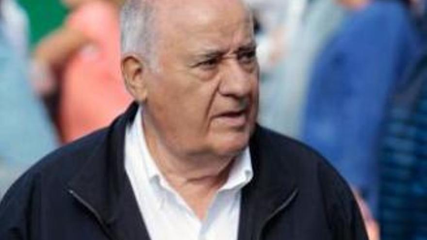 Amancio Ortega cae un puesto en la lista de hombres más ricos