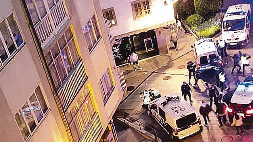 Prisión para el acusado de acuchillar a un hostelero en una reyerta por ruidos en Ourense