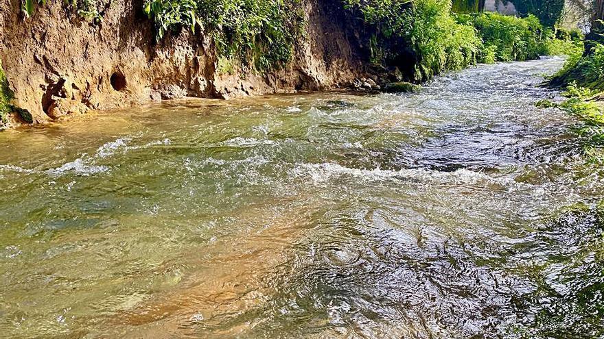 Marín avanza en la mejora del saneamiento con un colector de 4 millones en el río Lameira