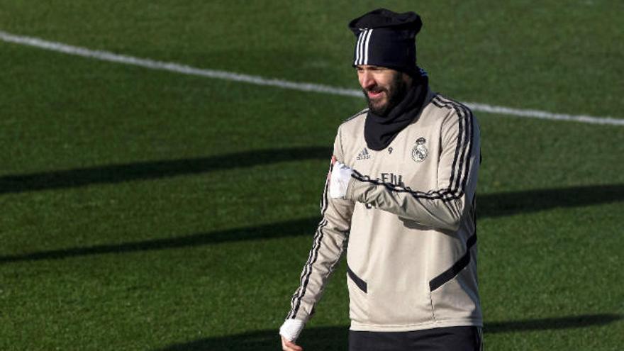 Zidane recupera a Benzema, pero no a Bale, para recibir al Sevilla de Julen Lopetegui