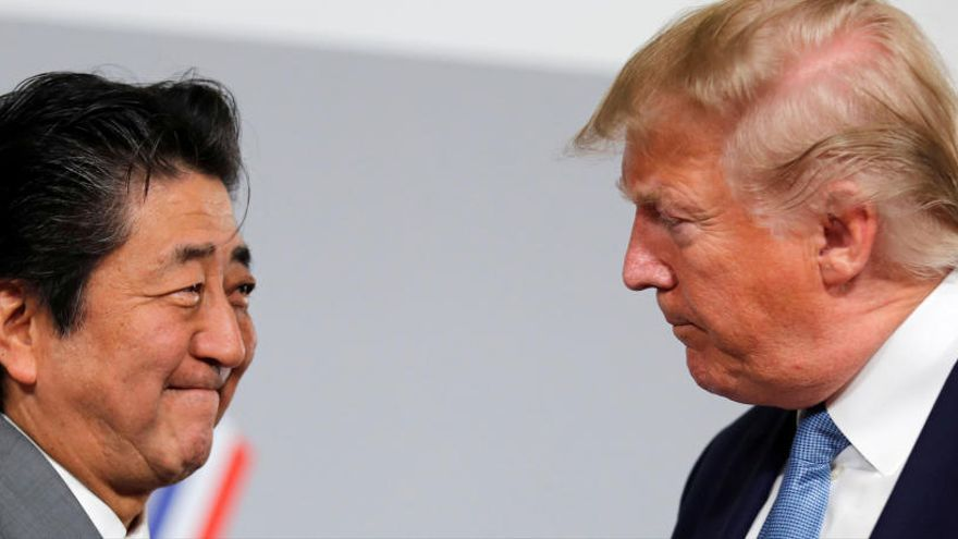 EEUU y Japón cierran un acuerdo comercial sobre exportaciones agrícolas
