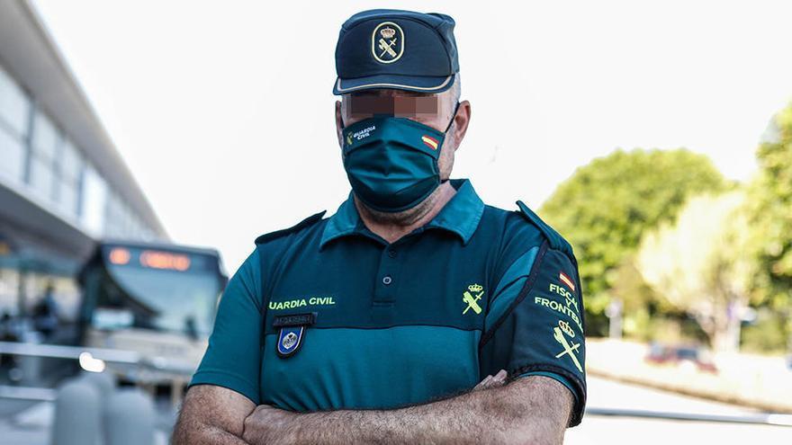El guardia civil de Ibiza que detuvo a un maltratador anima a las mujeres a denunciar