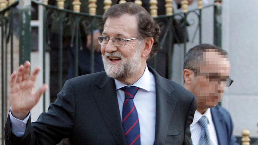 Rajoy declarará en el juicio del 'procés' el 26 de febrero