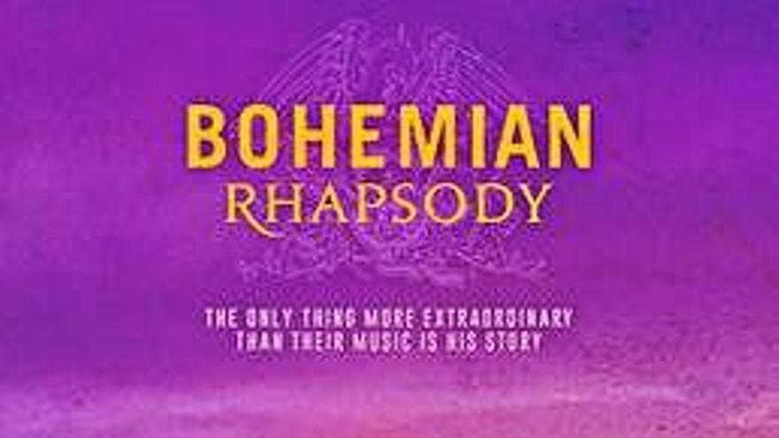 La Biblioteca Pública proyecta el biopic sobre Queen 'Bohemian Rhapsody'