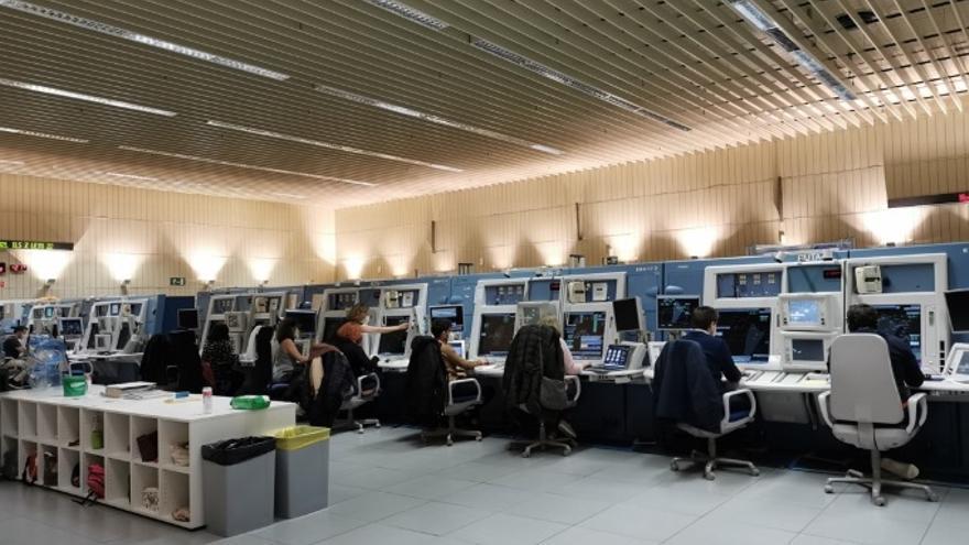 Enaire invierte ocho millones de euros en una nueva versión avanzada del sistema de control de tráfico aéreo