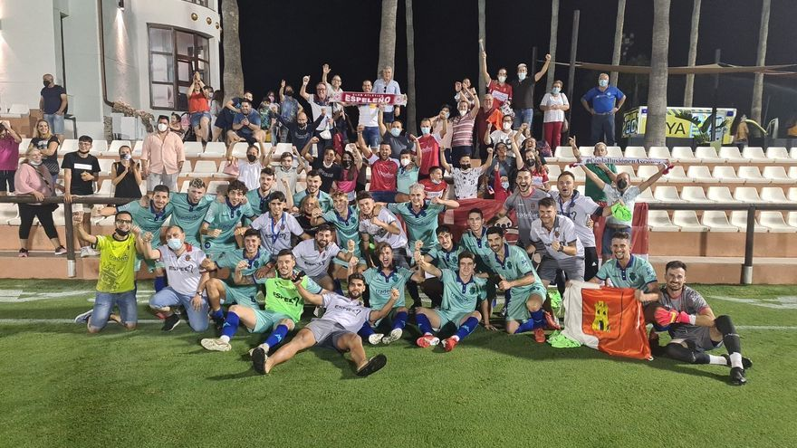 El Espeleño luchará contra el Atarfe por la Copa de Andalucía